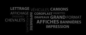 Lettragraphic imprimerie longueuil