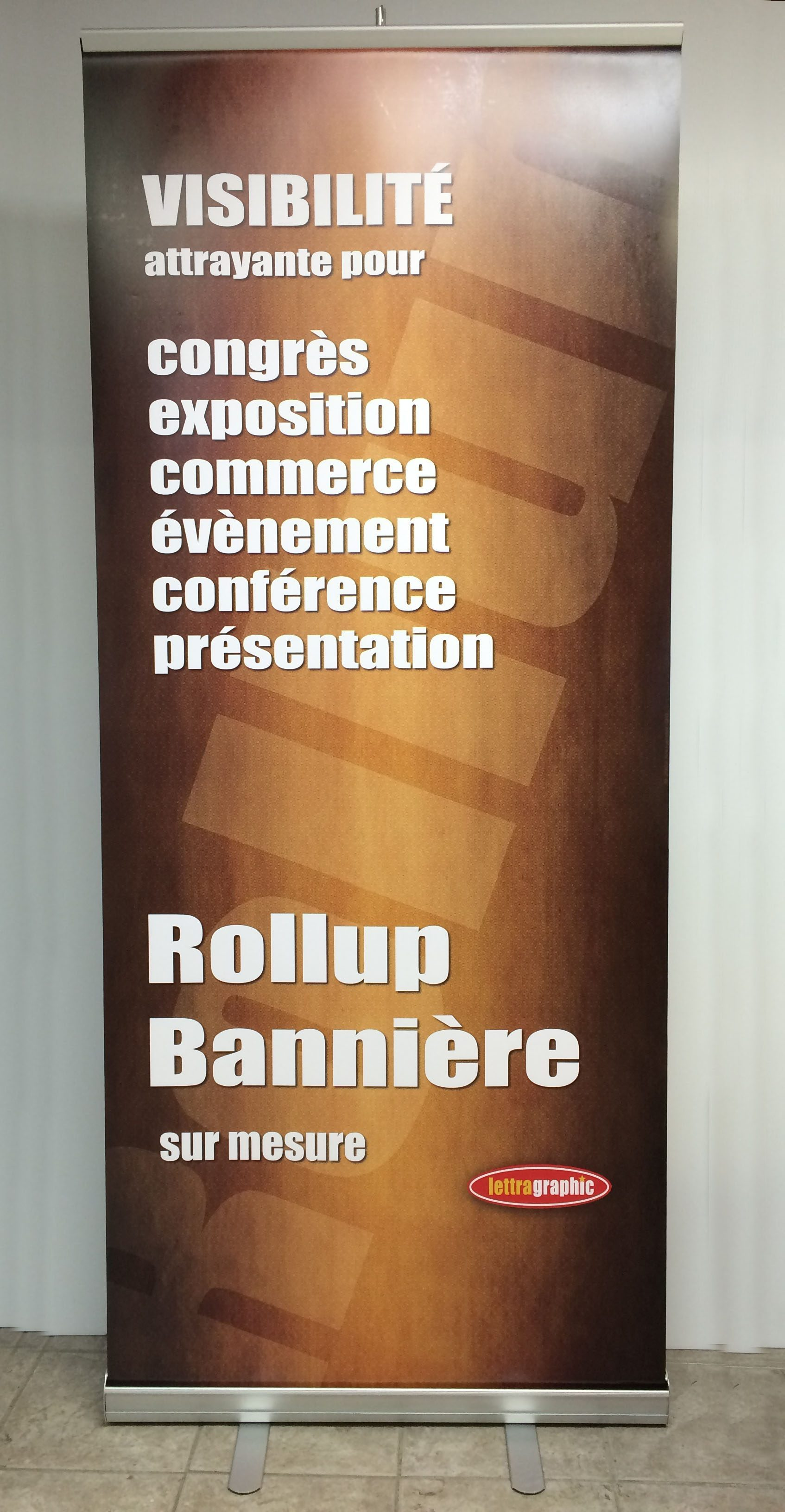 roll-up imprimerie