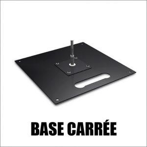 base carré