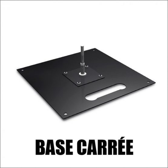 base carré