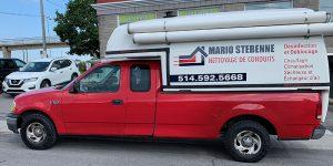 Stebenne camion